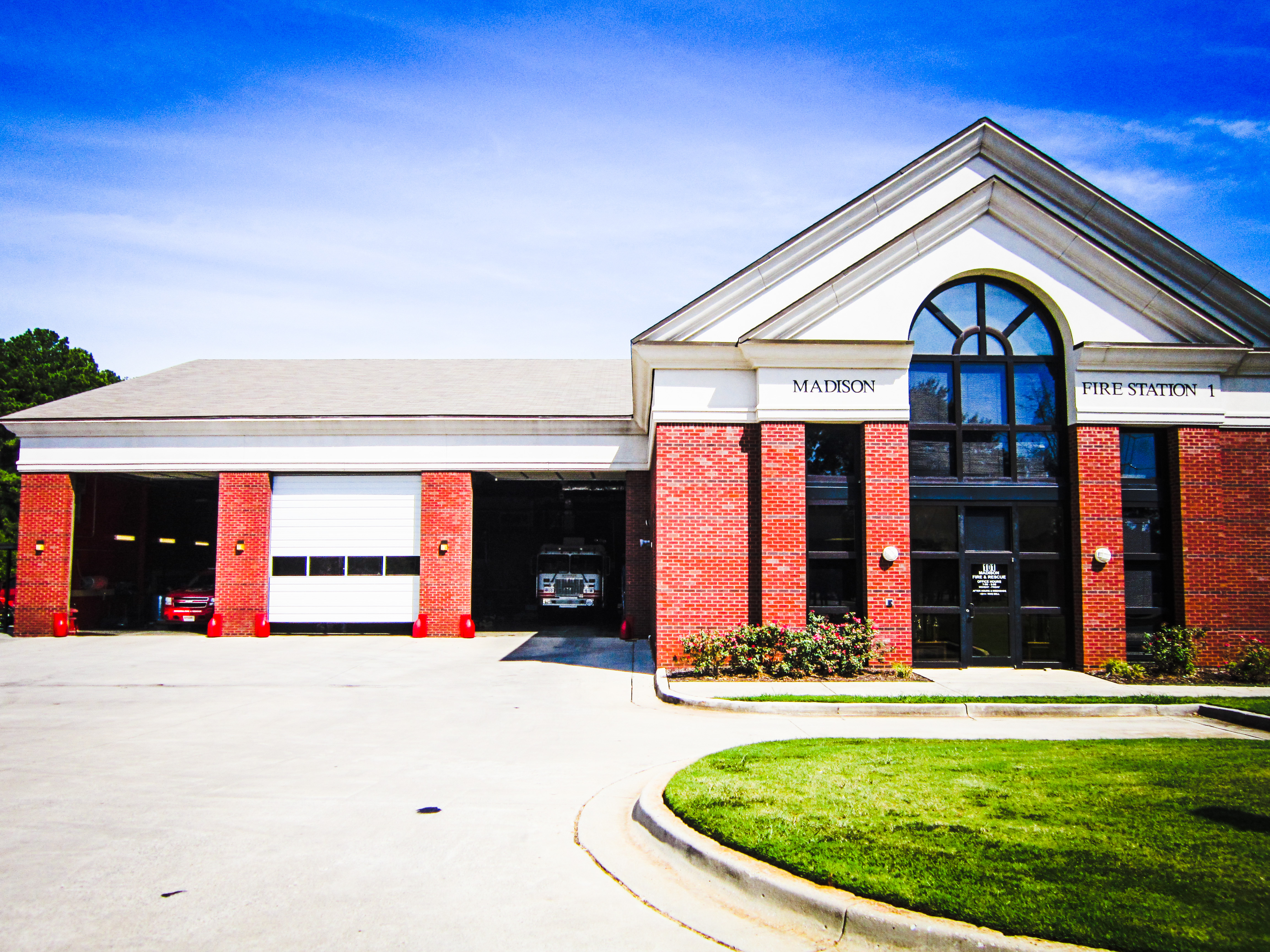 Madison Fire Station #1
